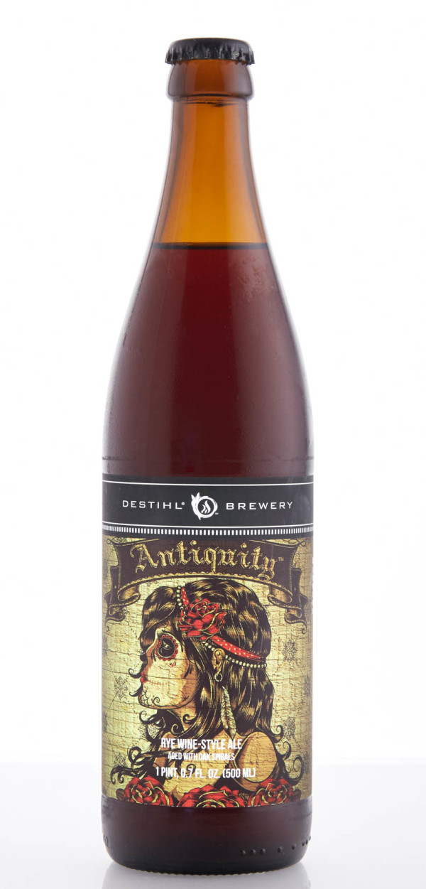 Destihl Antiquity Rye Wine
