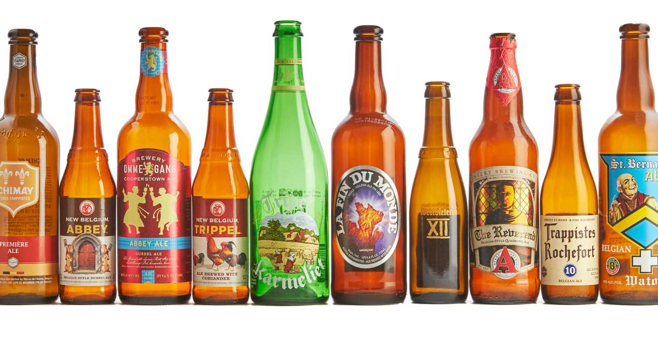 Belgian beer always in and out of style primary image for Craft beer capital of the world