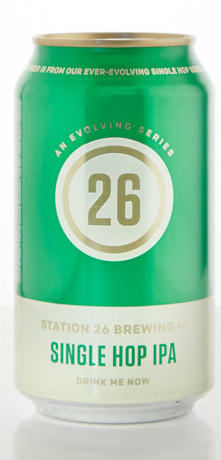 Station 26 Brewing Company Single Hop Citra IPA