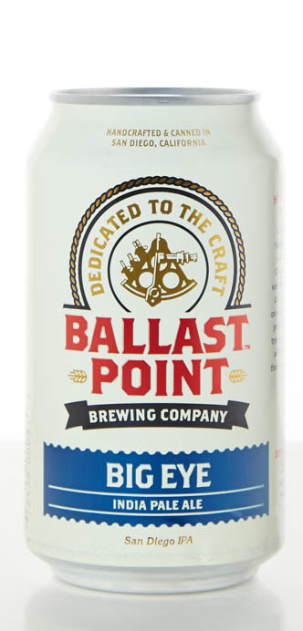 Ballast Point Brewing & Spirits Big Eye IPA
