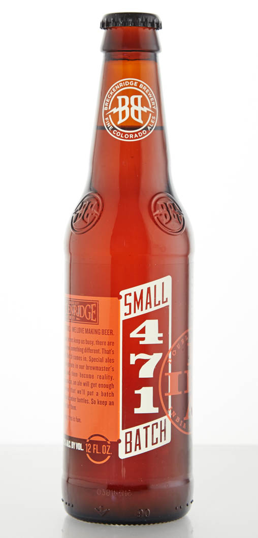 Breckenridge Brewery 471 Small Batch IPA