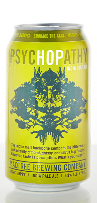 MadTree Brewing Company PsycHOPathy