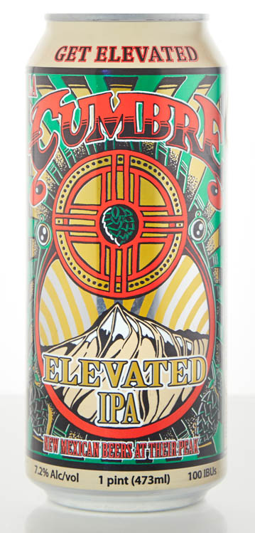 La Cumbre Brewing Company Elevated IPA
