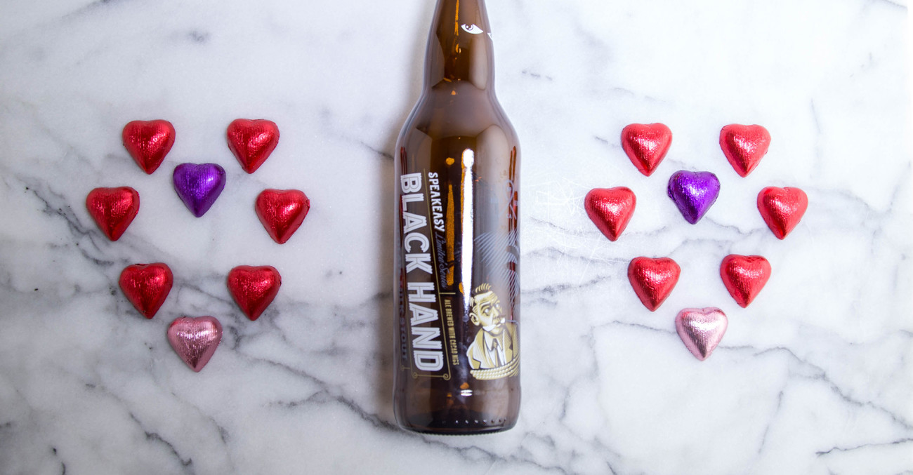 14 chocolate beers to drink on valentines day primary image