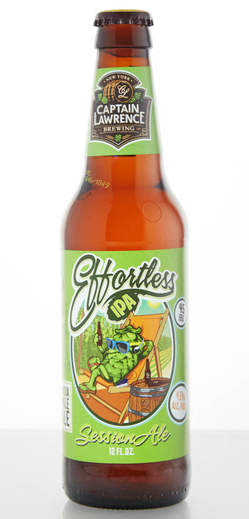 Captain Lawrence Brewing Company Effortless IPA