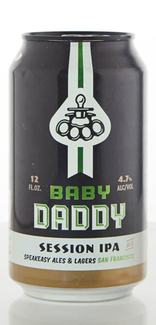 Speakeasy Ales & Lagers Baby Daddy Session IPA