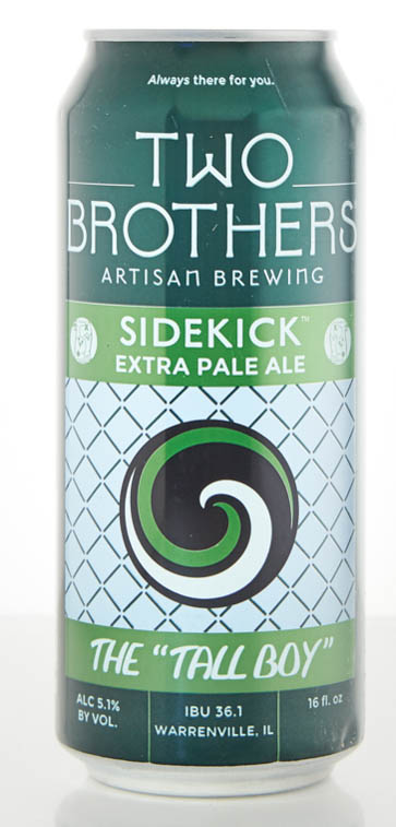 Two Brothers Brewing Company Sidekick