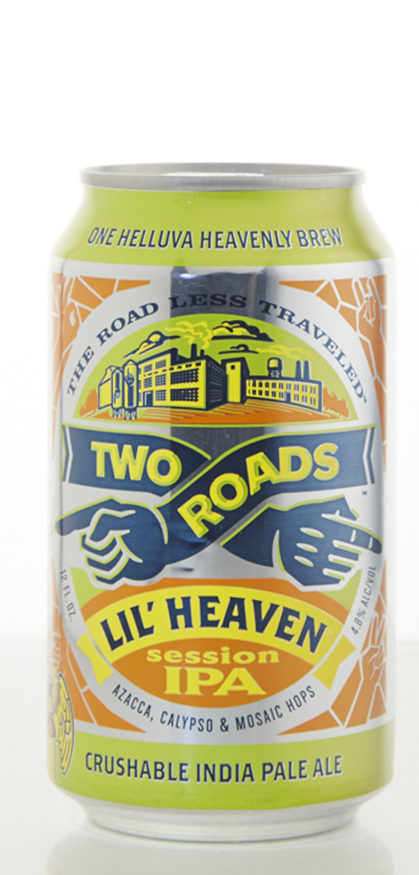 Two Roads Brewing Company Lil Heaven Session IPA