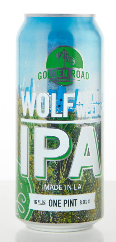 Golden Road Brewing Wolf Among Weeds