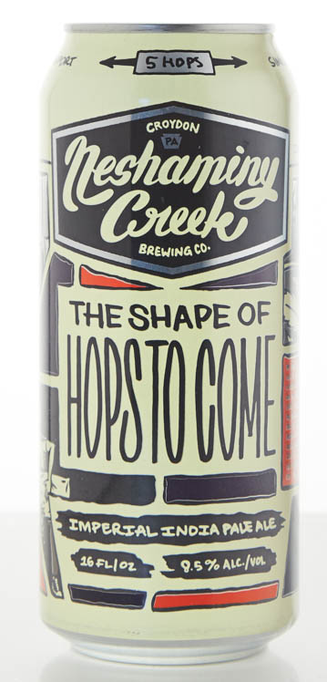 Neshaminy Creek Brewing Company The Shape Of Hops To Come