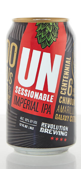 Revolution Brewing Company Unsessionable