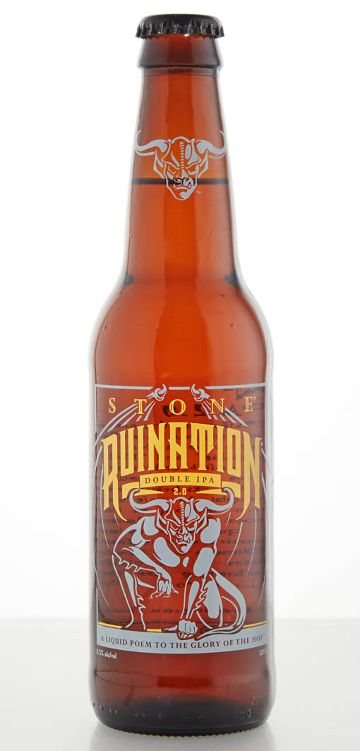 Stone Brewing Company Ruination Double IPA 2.0