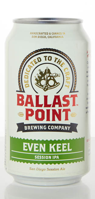 Ballast Point Brewing Even Keel