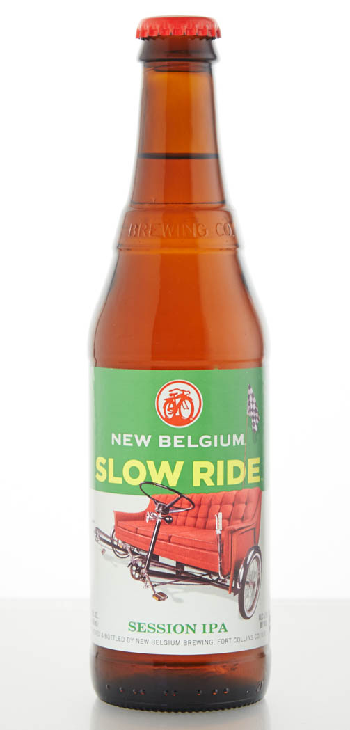 New Belgium Brewing Company Slow Ride
