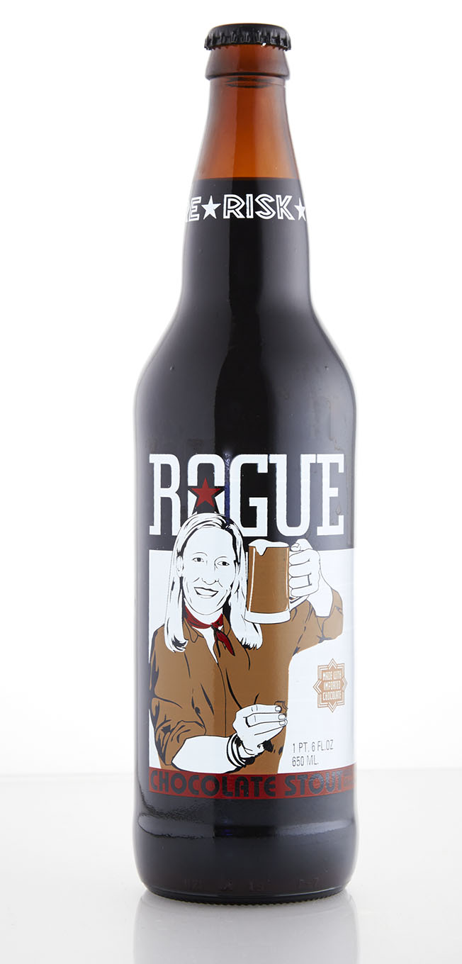 Review: Rogue Ales & Spirits Chocolate Stout   Craft Beer ...