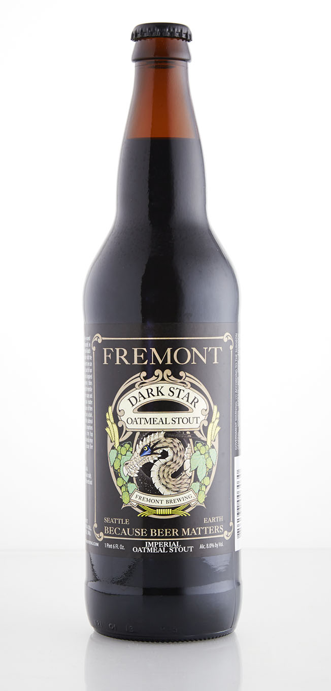 Review Fremont Brewing Dark Star Craft Beer Brewing
