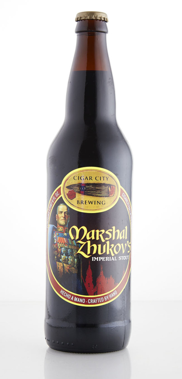 Cigar City Brewing Marshal Zhukov