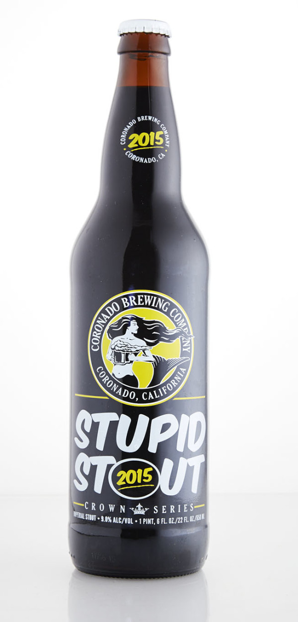 Coronado Brewing Company Stupid Stout