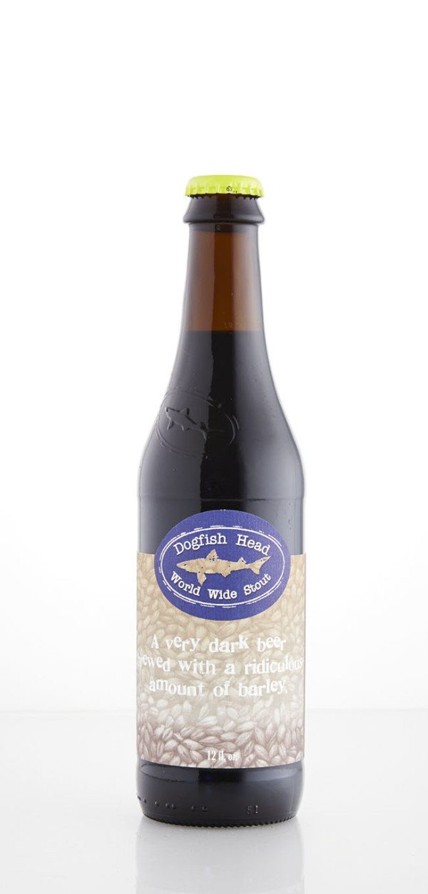 Dogfish Head Brewery World Wide Stout