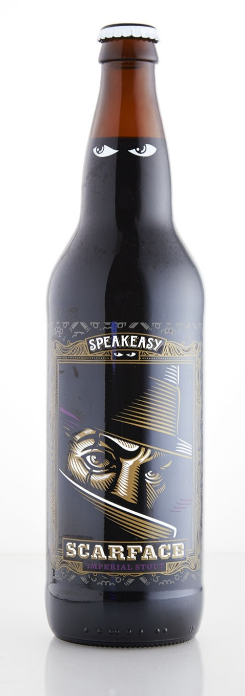 Speakeasy Ales & Lagers Scarface