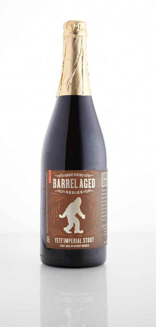 Great Divide Brewing Co. Barrel-Aged Yeti