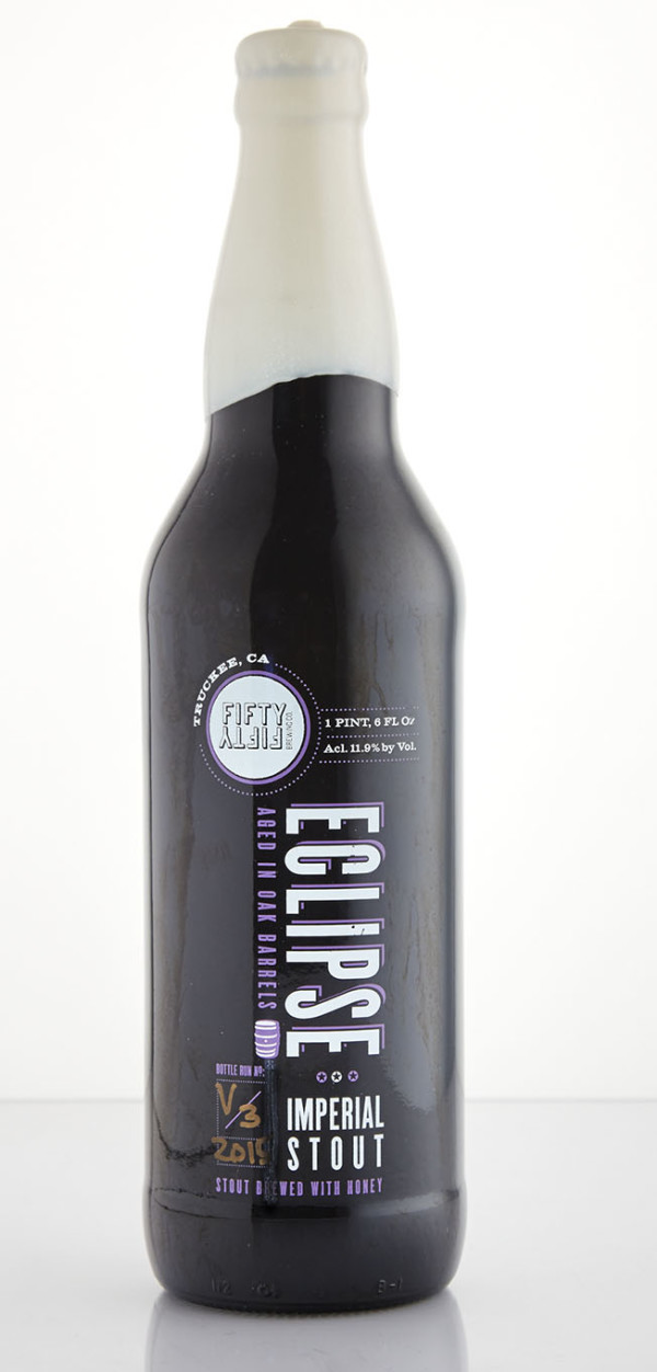 FiftyFifty Brewing Co. Eclipse Vanilla
