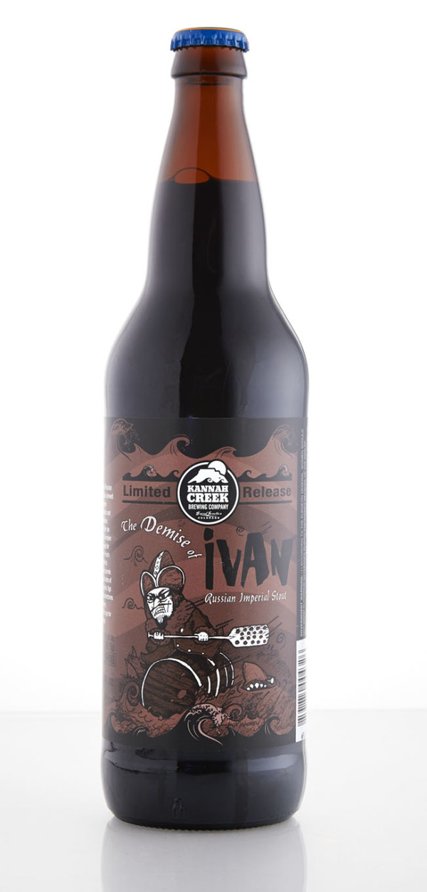 Kannah Creek Brewing Company Demise of Ivan