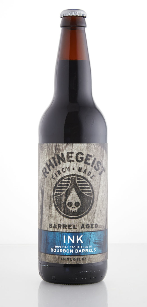 Rhinegeist Brewery Barrel-Aged Ink