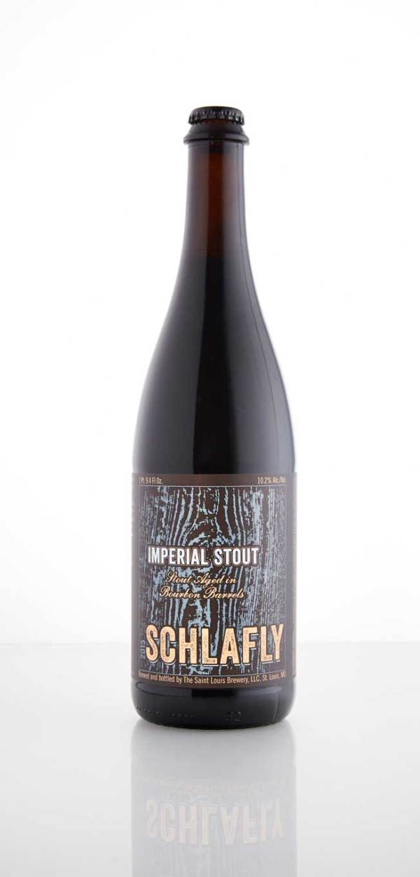 Schlafly Beer/The Saint Louis Brewery Barrel-Aged Imperial Stout