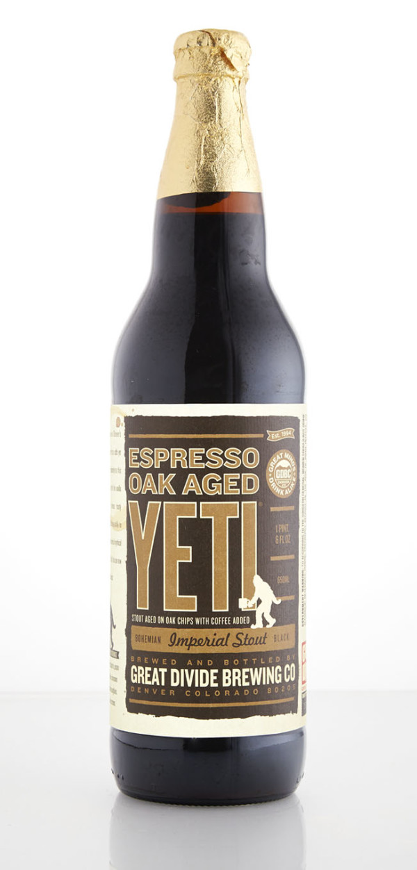 Great Divide Brewing Co. Espresso Oak-Aged Yeti