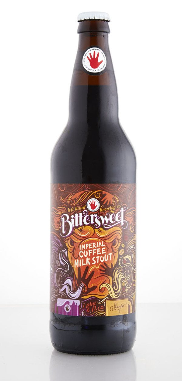 Left Hand Brewing Company Bittersweet Imperial Milk Stout