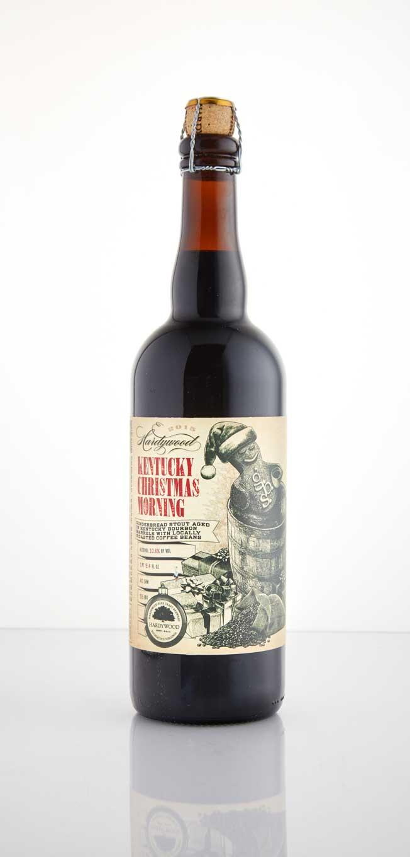 Review: Hardywood Park Craft Brewery Kentucky Christmas Morning ...
