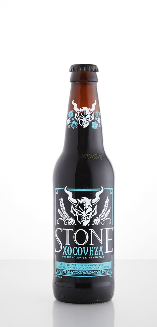 Stone Brewing Co. Xocoveza For The Holidays