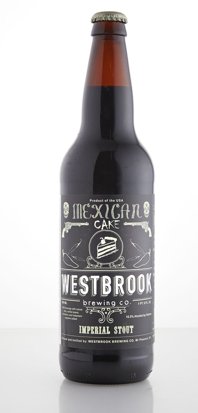 Westbrook Brewing Company Mexican Cake