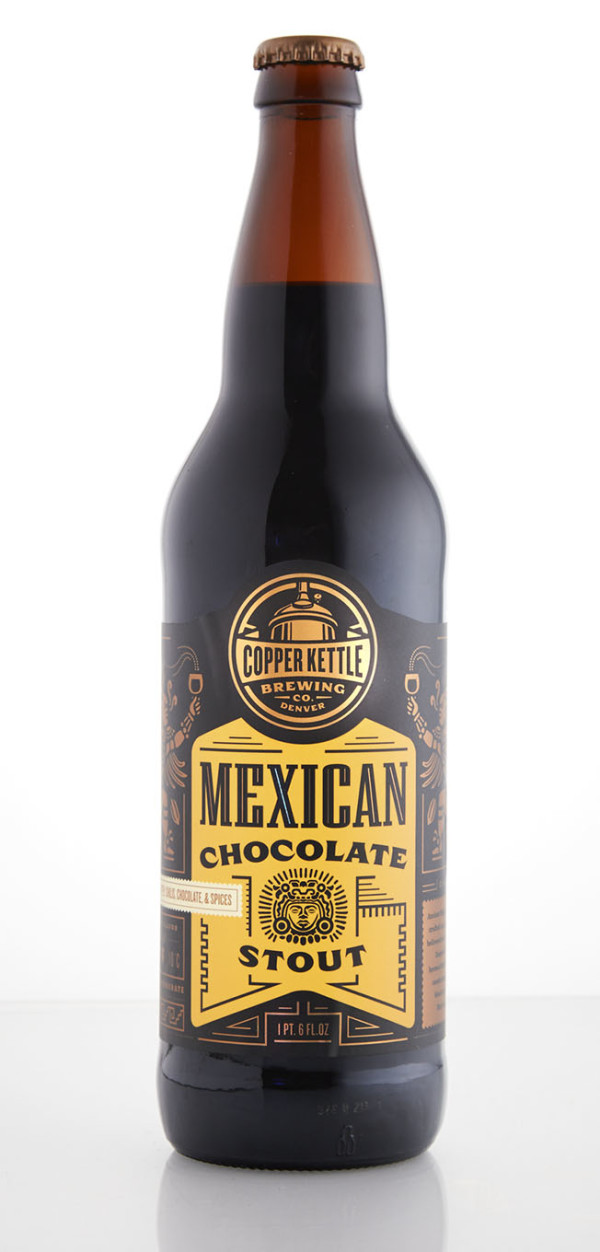 Copper Kettle Brewing Company Mexican Chocolate Stout