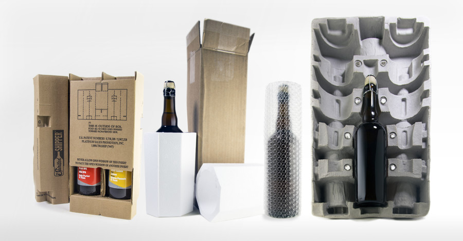 Packing Beer: How to Get it There Safely Primary Image