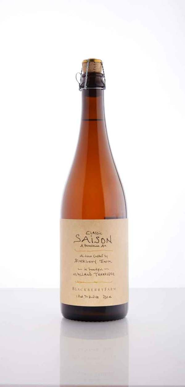 Blackberry Farm Brewery Classic Saison