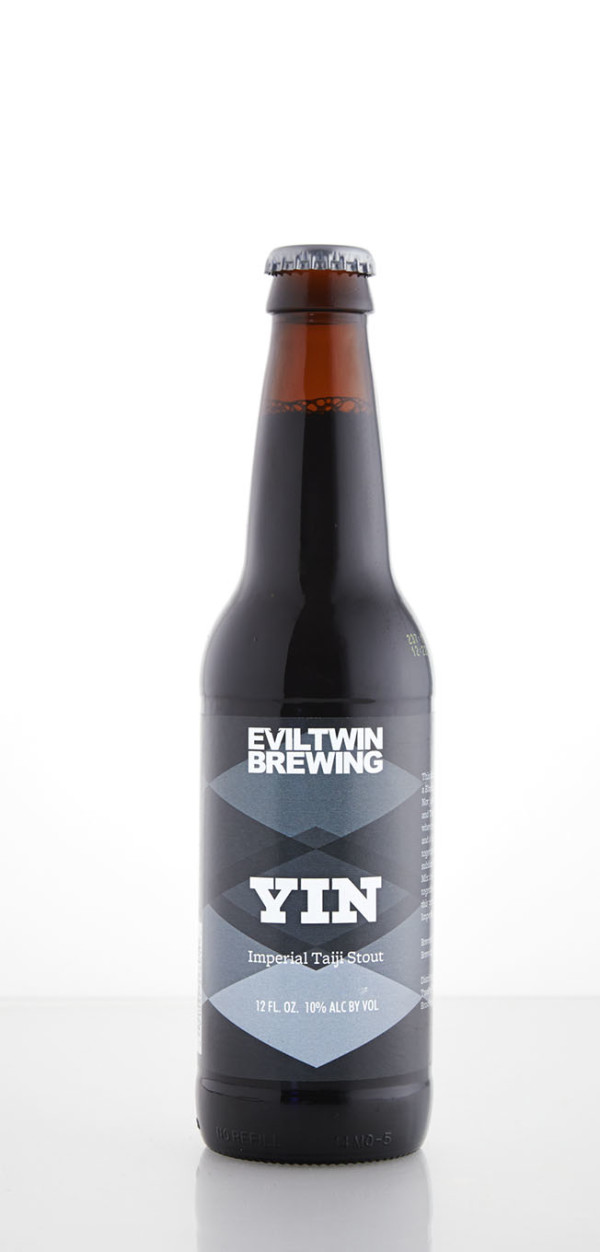 Evil Twin Brewing Yin