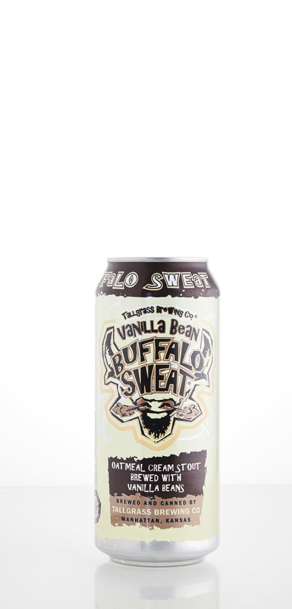 Tallgrass Brewing Company Vanilla Bean Buffalo Sweat