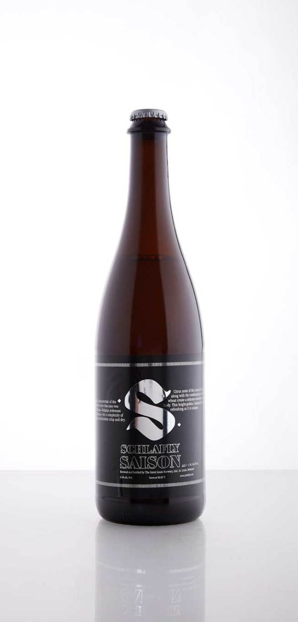 The Saint Louis Brewery Schlafly Saison