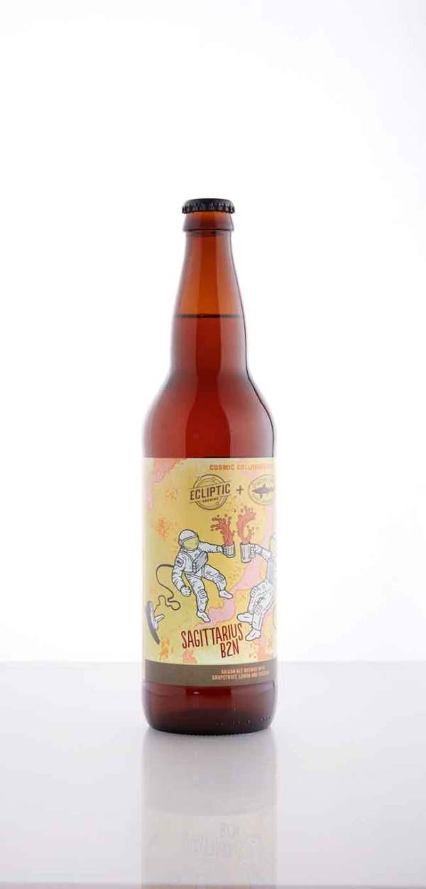 Ecliptic Brewing/Dogfish Head Craft Brewery Sagitarrius B2N