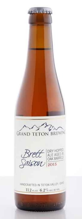 Grand Teton Brewing Company  Brett Saison