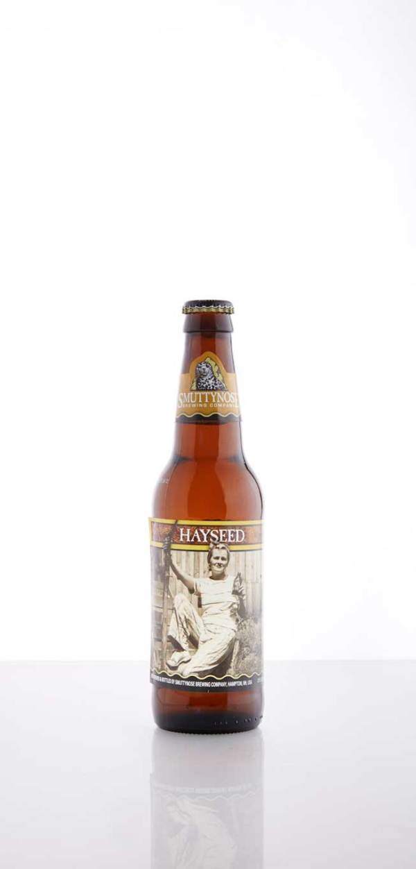 Smuttynose Brewing Company Hayseed