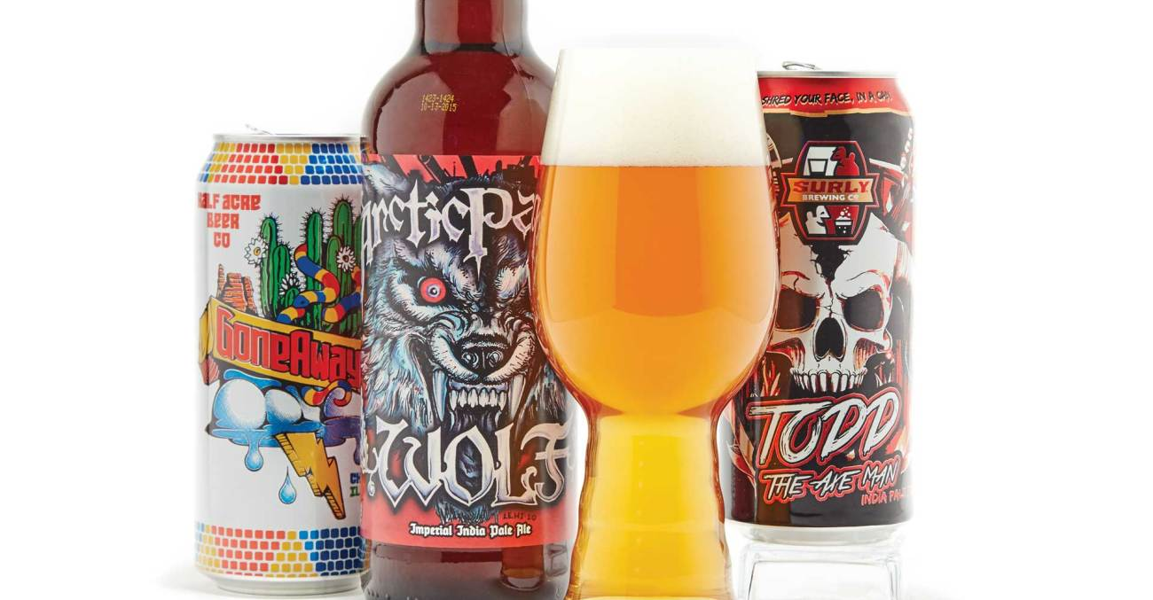 The Middle Way: Midwest IPAs Primary Image
