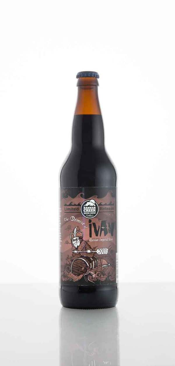 Kannah Creek Brewing Company The Demise of Ivan 2016