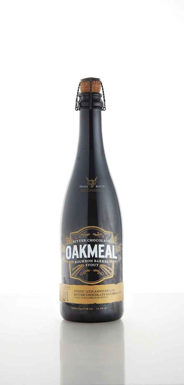 Stone Brewing Company Bitter Chocolate Oakmeal