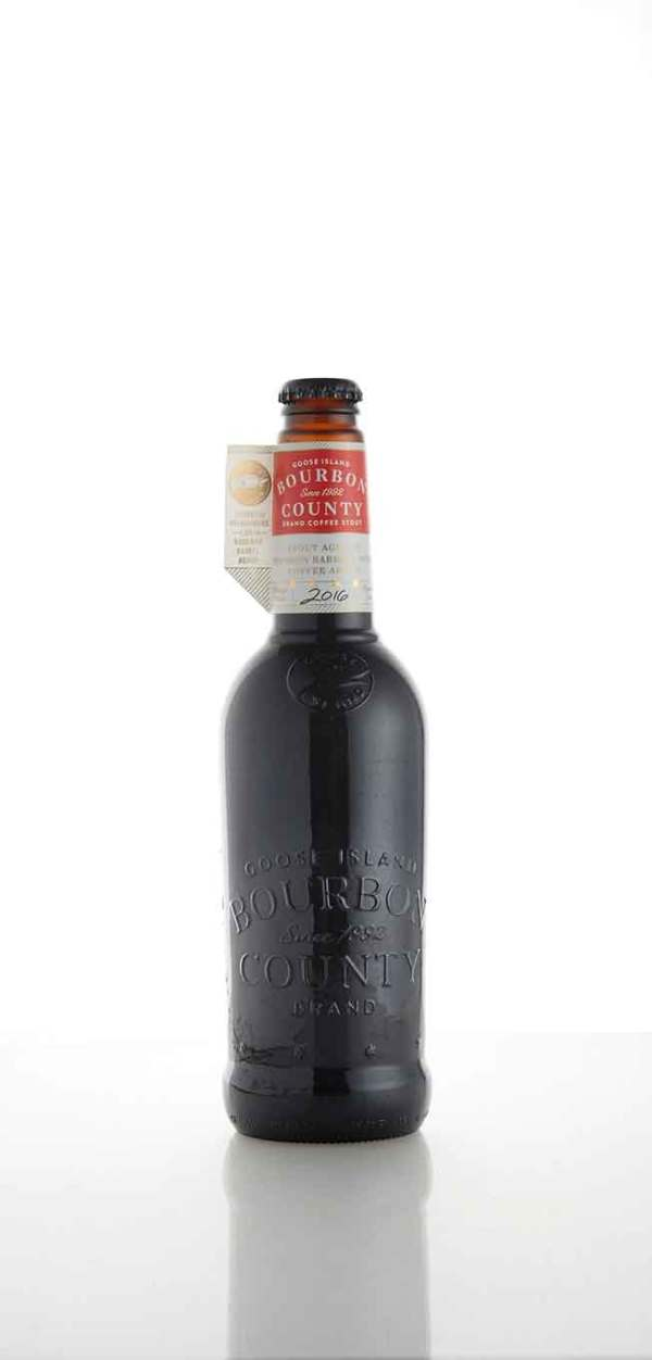 Goose Island Bourbon County Coffee 2016