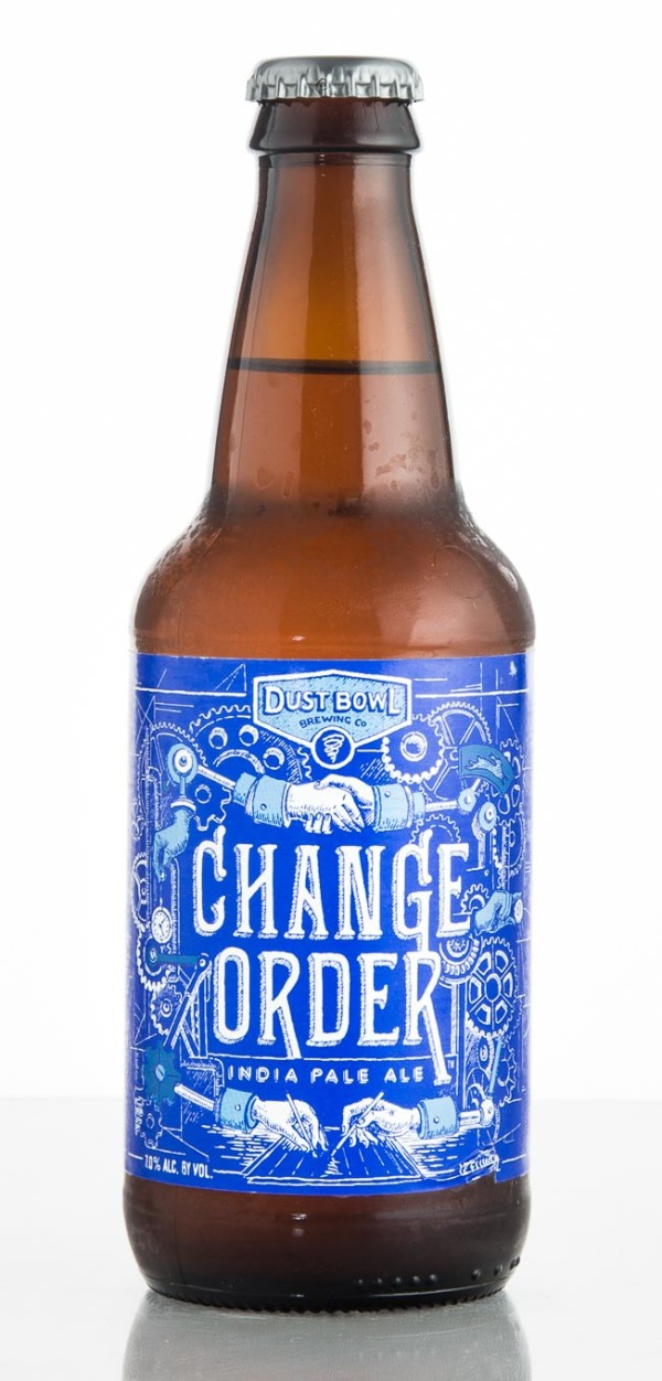 Dust Bowl Brewing Co. Dust Bowl Change Order