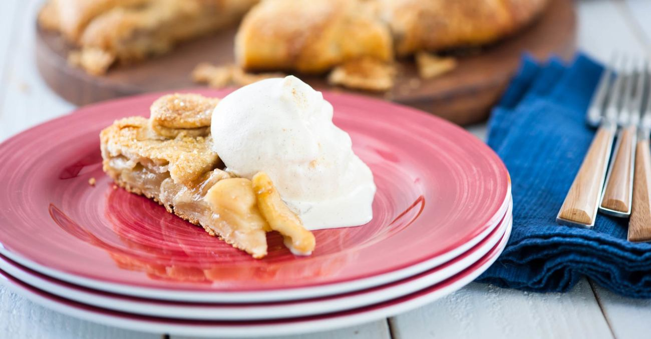 IPA Apple Galette Recipe Primary Image