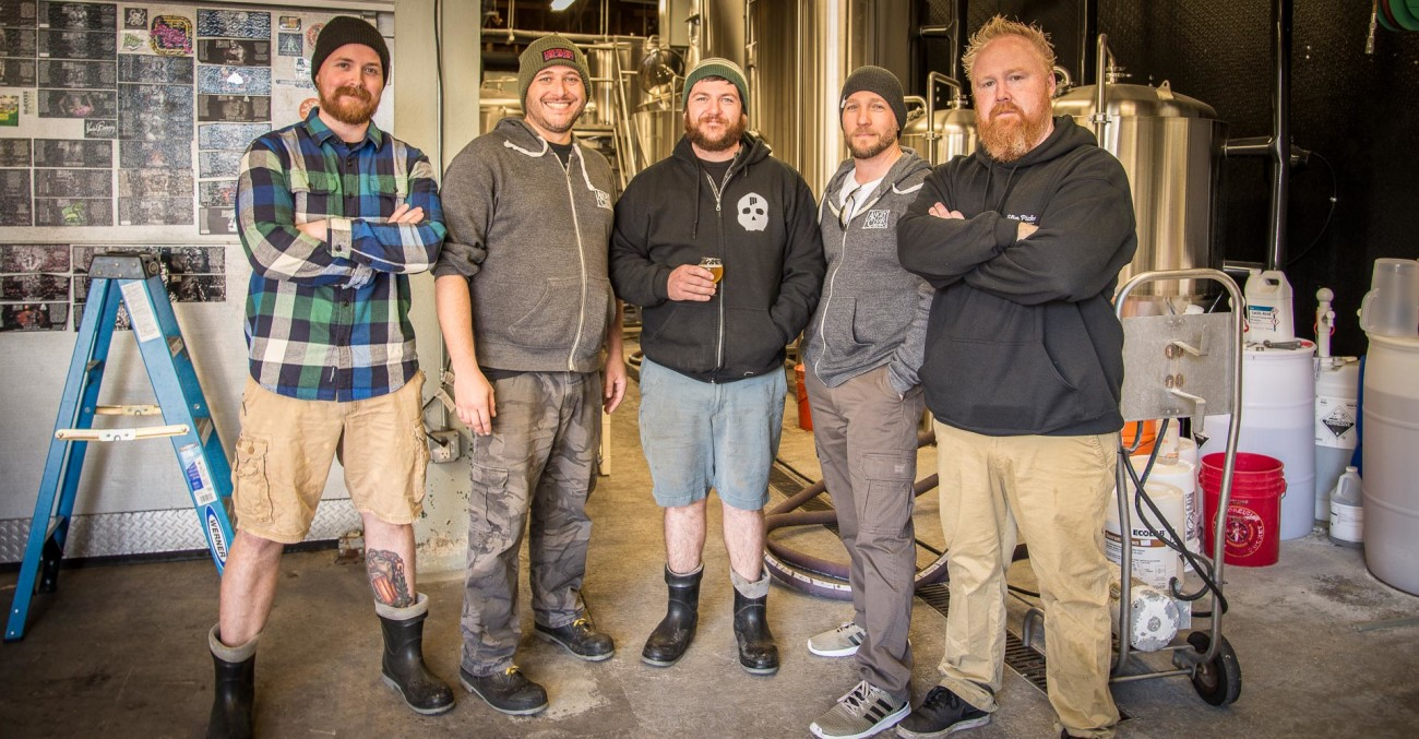 Podcast Episode 15: Angry Chair Brewing Joins Jamie Bogner Primary Image